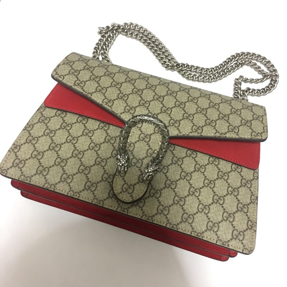 a1ca16d0061ed1 Gucci Bags | Authentic Dionysus Small Gg Shoulder Bag | Poshmark